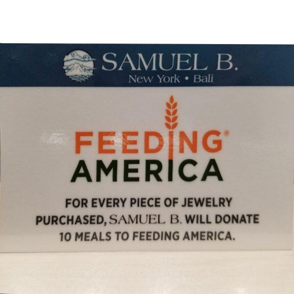 Samuel B Feeding America