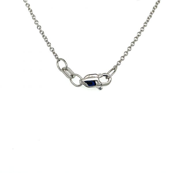 Diamond Bar Pendant by Effy