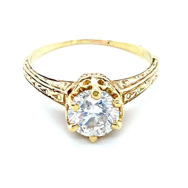 Estate Edwardian Engagement Ring