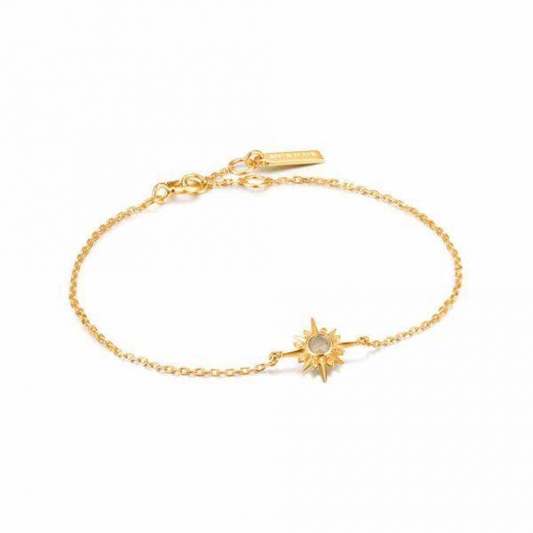 Midnight Star Bracelet by Ania Haie