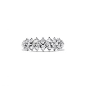 Illusion Set Diamond Fashion Ring