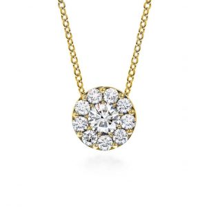 Fulfillment Diamond Pendant