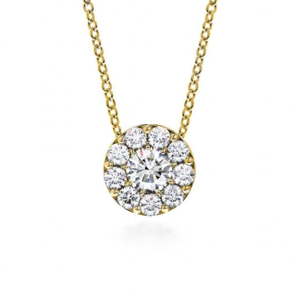 Fulfillment Diamond Pendant