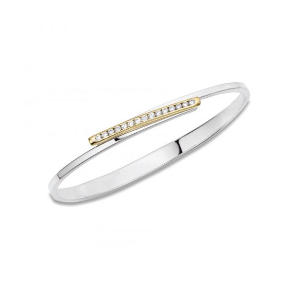 Bling Swing Diamond Bracelet