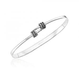 Knot-i-cal Signature Bracelet