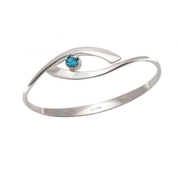 Sensational Swing Gemstone Bracelet
