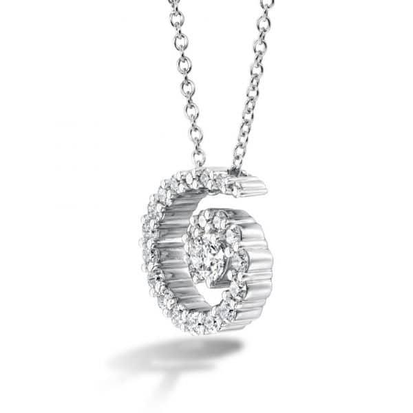 Mystical Diamond Pendant
