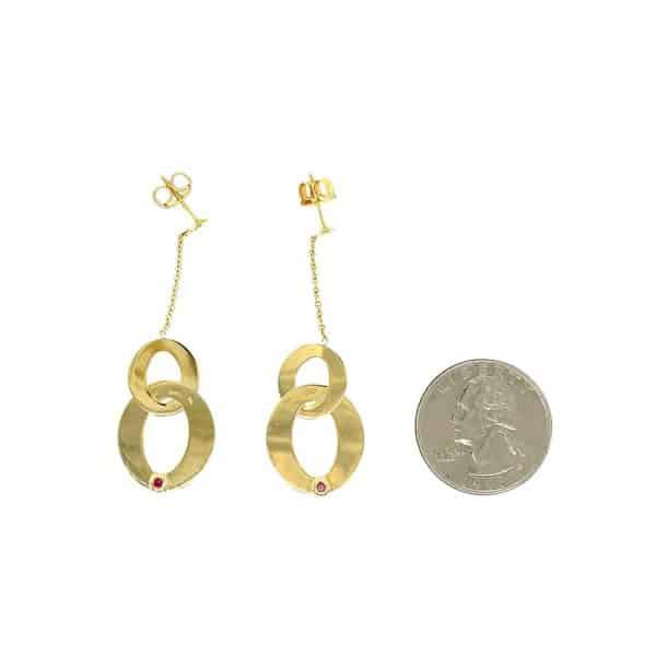 Estate Roberto Coin Earrings