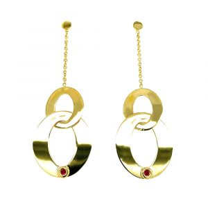 Estate Roberto Coin Earrings