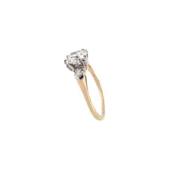 Estate Art Deco Engagement Ring