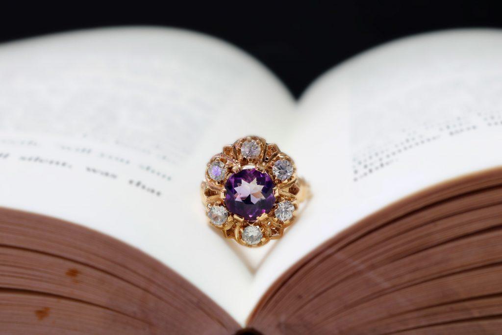 estate jewelry show in woodbridge va